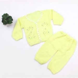 Other - Newborn Hand Knitted Sweater and Pant 2PC Set